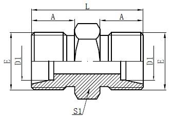 Lloji i drites metrike te tipit te vizatimit